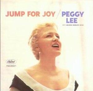 Jump for Joy (Peggy Lee album) - Image: Jumpforjoy