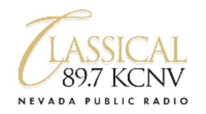 KCNV - Image: KCNV logo