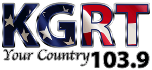 KGRT-FM - Image: KGRT Your Country 103.9 logo