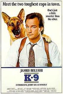 <i>K-9</i> (film) 1989 film by Rod Daniel