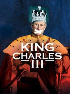 <i>King Charles III</i> (play) play written by Mike Bartlett