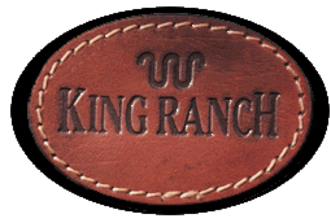 King Ranch - King Ranch logo - the running W brand