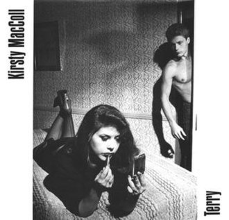 Terry (Kirsty MacColl song) - Image: Kirsty Mac Coll Terry