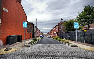 Dingle, Liverpool - Image: L8Elswick Street