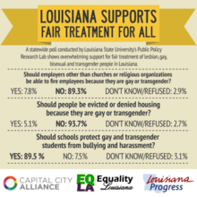 Louisiana law for same sex partners