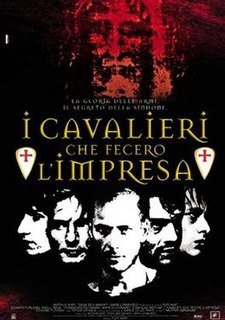 <i>The Knights of the Quest</i> 2001 film by Pupi Avati