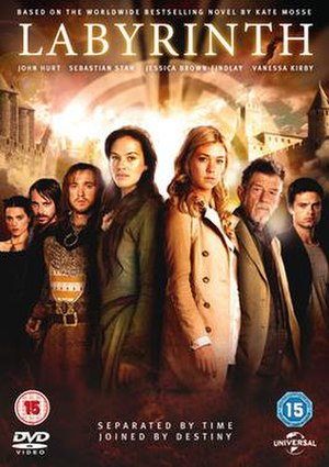 Labyrinth (miniseries) - DVD cover