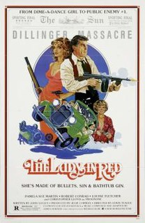 <i>The Lady in Red</i> (1979 film) 1979 film by Lewis Teague