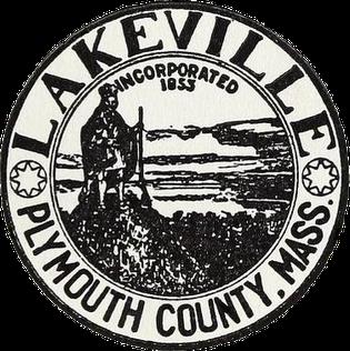 Official seal of Lakeville, Massachusetts