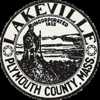 Lakeville, Massachusetts - Image: Lakeville MA seal