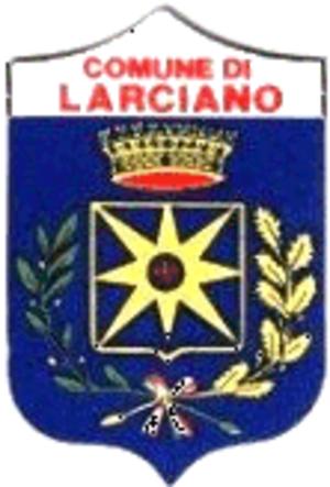 Larciano - Image: Larciano Stemma