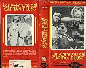 Las Aventuras del Capitán Piluso en el Castillo del Terror - Image: Las Aventuras Capitán Piluso