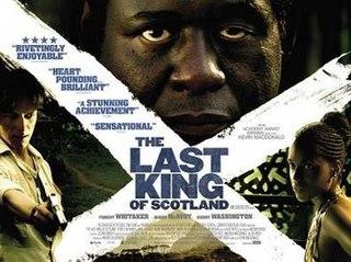 <i>The Last King of Scotland</i> (film) 2006 film