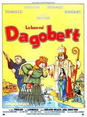 Good King Dagobert - Film poster