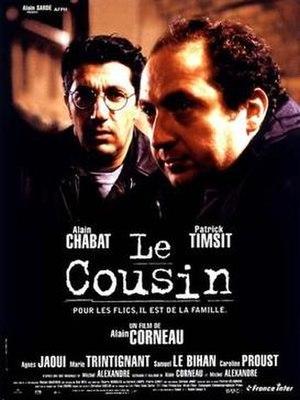 Le cousin - Film poster