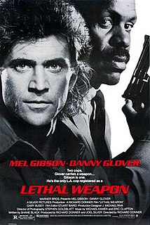 <i>Lethal Weapon</i> 1987 US action film directed by Richard Donner