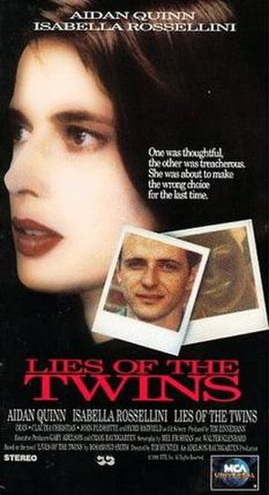 Lies of the Twins - Promotional poster