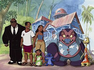 List Of Lilo Stitch Characters Wikipedia