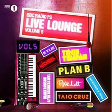 Radio 1's Live Lounge – Volume 5 - Wikipedia