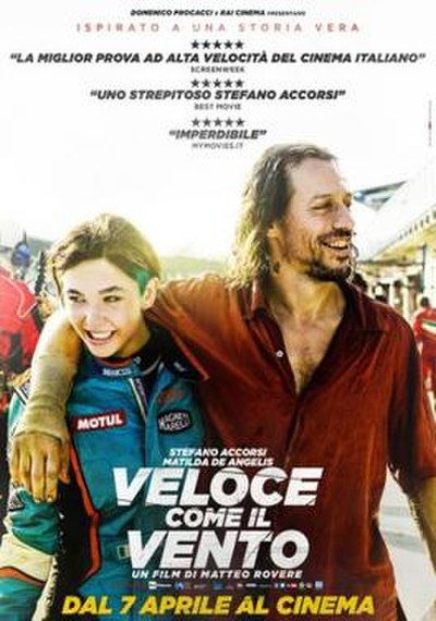 Picture of a movie: Italian Race