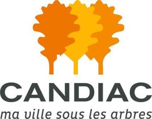 Candiac, Quebec - Image: Logo candiac 1 200641416540