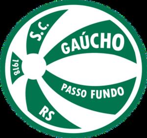 Sport Club Gaúcho - Image: Logo SC Gaúcho