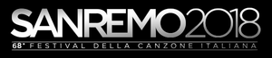Sanremo Music Festival 2018 - Image: Logo Sanremo Festival 2018