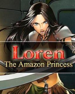 <i>Loren the Amazon Princess</i> video game