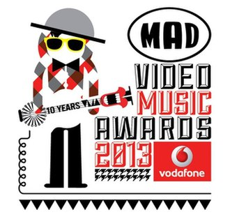MAD Video Music Awards - Image: MAD VMA 2013