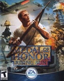 <i>Medal of Honor: Rising Sun</i> 2003 video game