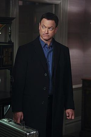 CSI: Miami - Gary Sinise stars in CSI: NY as Detective Mac Taylor.