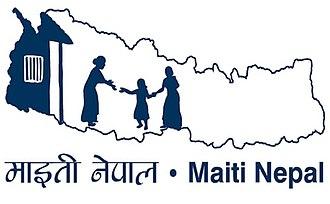 Maiti Nepal - Image: Maiti Nepal Logo