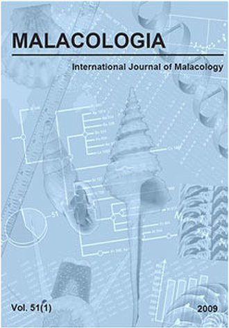 Malacologia - Image: Malacologiacover