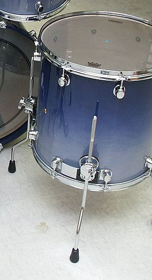 Mapex Drums - Saturn floating floor tom legs