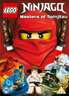 <i>Ninjago: Masters of Spinjitzu</i> (pilot episodes) Danish-Canadian animated television season