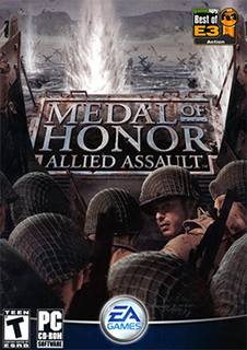 <i>Medal of Honor: Allied Assault</i> video game