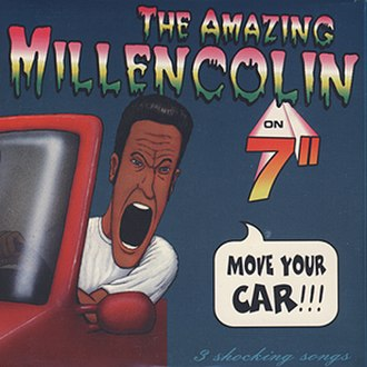 Move Your Car - Image: Millencolin Move Your Car cover