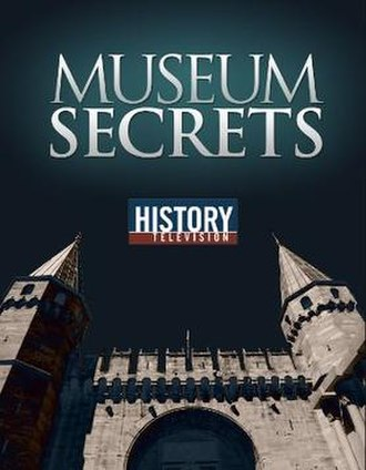 Museum Secrets - Title screen