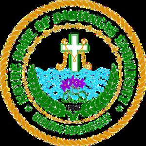 Notre Dame of Dadiangas University - Image: NDD Useal