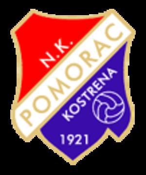 NK Pomorac 1921 - Image: NK Pomorac Kostrena