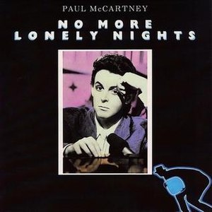 No More Lonely Nights - Image: NMLN 1984