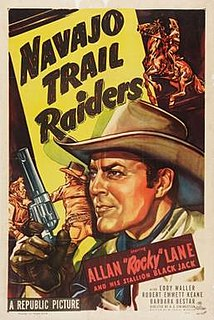 <i>Navajo Trail Raiders</i> 1950 film by R. G. Springsteen