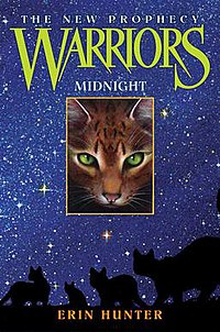The first edition cover of Midnight.