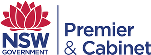 Department of Premier and Cabinet (New South Wales) - Image: New South Wales Government Department of Premier and Cabinet logo