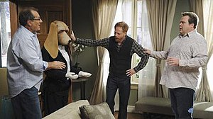 Not in My House - Image: Not in my house (Modern Family)