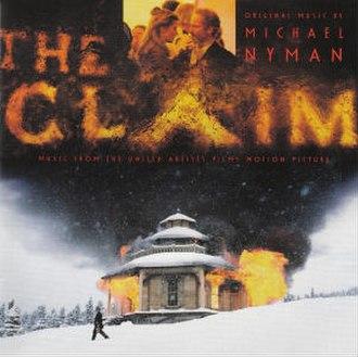 The Claim (2000 film) - Image: Nymanclaim