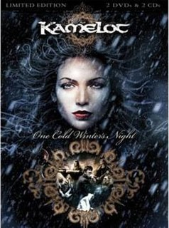<i>One Cold Winters Night</i> live album by Kamelot