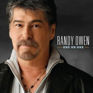 One on One (Randy Owen album) - Image: Oneon One