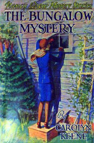The Bungalow Mystery - Original edition cover
