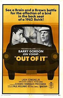 <i>Out of It</i> (film) 1969 American comedy film directed by Paul Williams